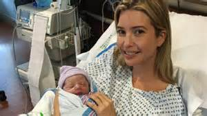 Hillary Clinton Cabinet by Donald Trump S A Grandpa Again Ivanka Trump Welcomes Baby 3