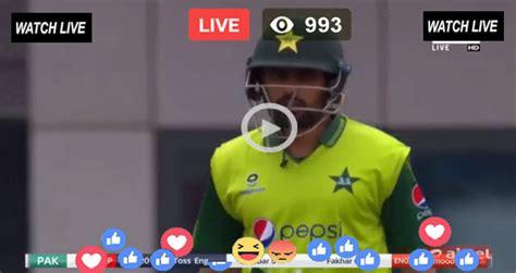 Live Cricket Match Today | PAK vs ENG Live Match | Sky ...