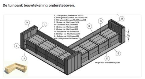 hoekbank steigerhout hoekbank steigerhout voordemakers nl