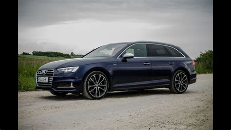 Audi S4 Hp by 2018 Audi S4 Avant 354 Hp Sound Acceleration Flyby