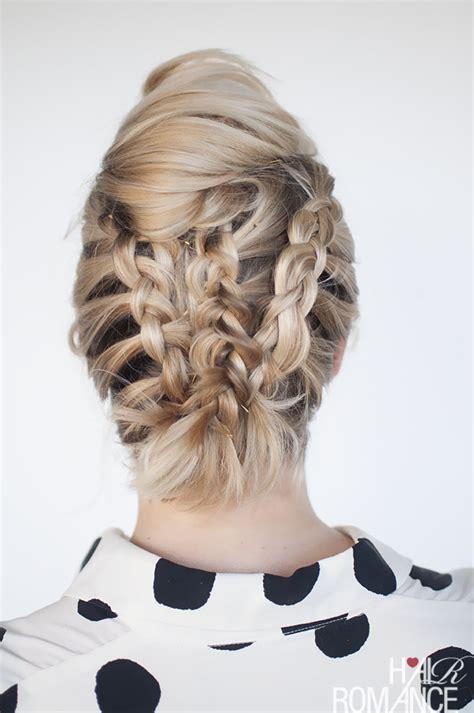 haircut tutorials for medium hair braids in hair hairstyle tutorial hair 4083