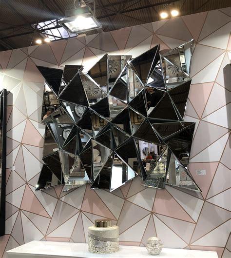 prism rectangular wall mirror