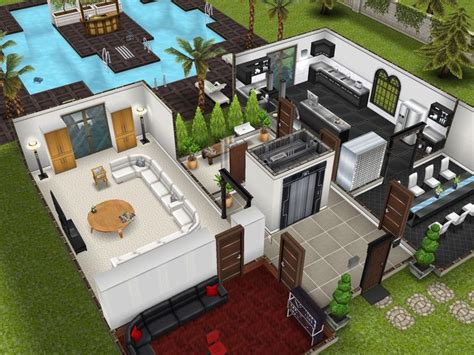 sims freeplay second floor the 111 best images about sims freeplay design ideas on