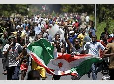 In Focus Burundi violence has worrying similarities with