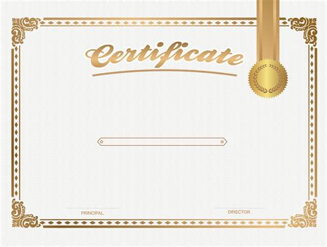 certificate templates with photos white certificate template png image b f goldy