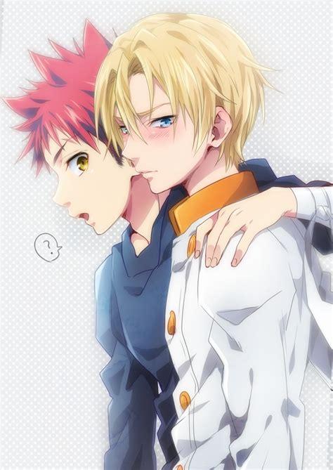 takumi aldini shokugeki  souma zerochan anime image