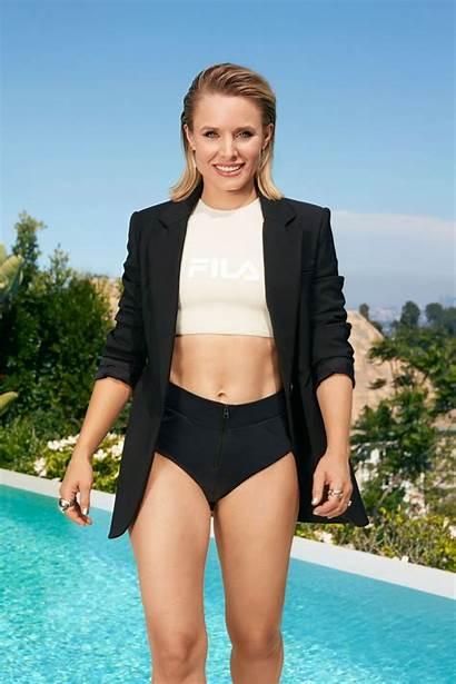 Kristen Bell Health November Magazine Hawtcelebs Womens