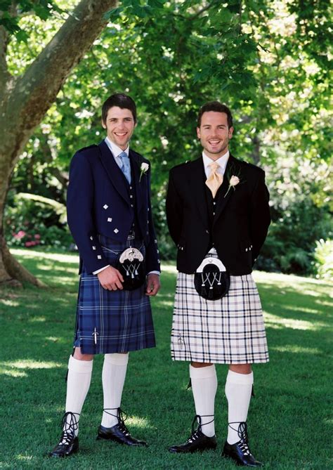 In Tartan The Highland Grooms by 25 Best Ideas About Groom Kilt Fashion On