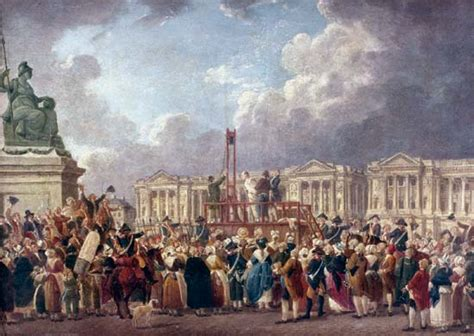 Reign Of Terror  French History Britannicacom