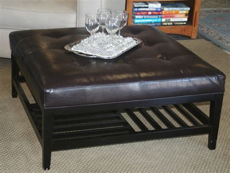 coffee table tiny square ottoman coffee table square