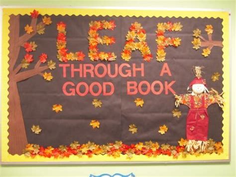 33 Best Fall Bulletin Boards Images On Pinterest
