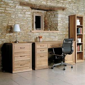 Mobel Oak Furniture Light Oak Home Office Printer Cupboard