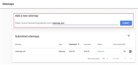 Submitting Your Sitemap Directly To Google  Help Center