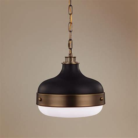 green kitchen pendant lights feiss cadence 13 quot wide antique brass mini pendant light 4021