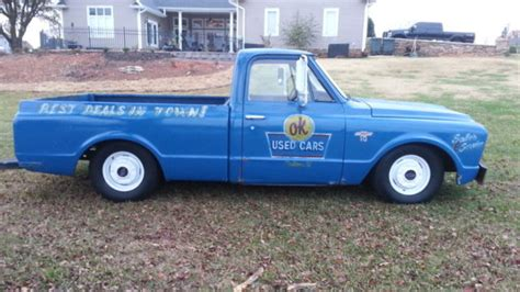 short bed  bolt posi trac  speed shop truck
