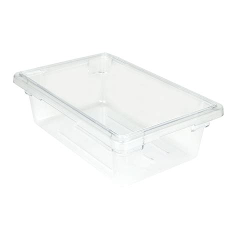 dimensions of a dishwasher cambro 12186cw135 3 gal camwear food storage container clear