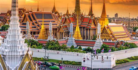 kota dekat bangkok jadi alternatif wisata   thailand