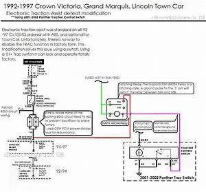 Door Module 1997 Lincoln Town Car Wiring Diagram