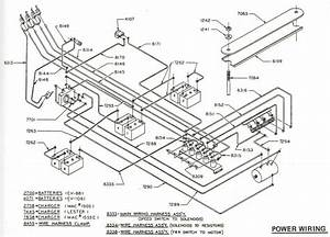 Wiring Diagram For 2011 Club Car 48 Volt