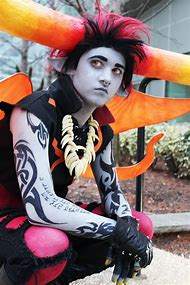 Homestuck Cosplay