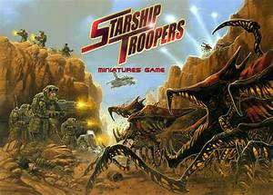 Starship Troopers: The Miniatures Game - Starship Troopers ...
