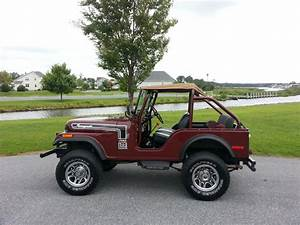 1973 Jeep Cj-5 - Pictures
