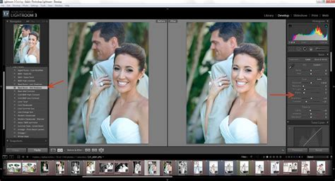 But lightroom is a powerful piece of software when it comes to editing digital photos. Presets in Adobe Lightroom to Automate Workflow