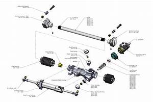 35 Rack And Pinion Rebuild Diagram