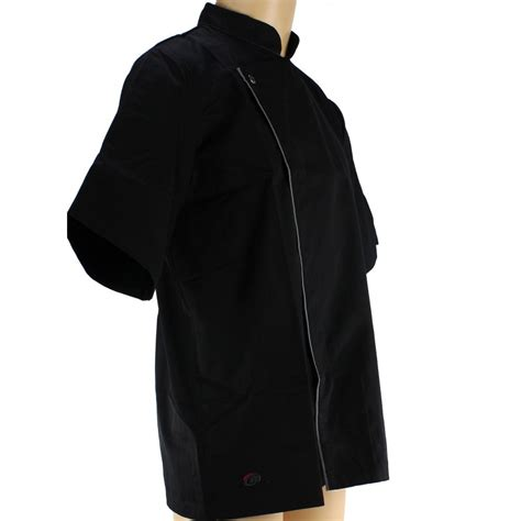 veste de cuisine homme noir veste de cuisinier homme lisavet