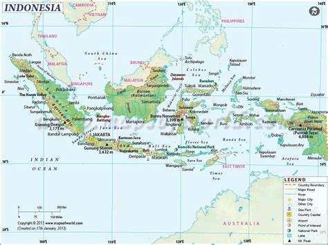 map  indonesia indonesia