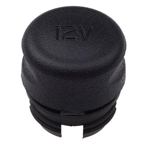 12v plug cover ford mercury cigarette lighter power outlet 12v socket