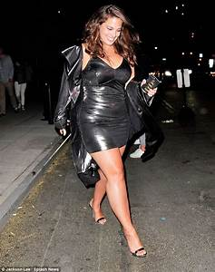Ashley Graham is a cleavage-baring delight at Met Gala pre ...
