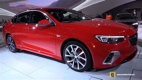 2019 Buick Regal by 2019 Buick Regal Gs Exterior And Interior Walkaround