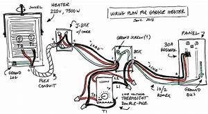 Garage Heater Wiring Plan