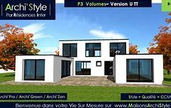 High quality images for maison moderne toit plat en u 933mobile.ga