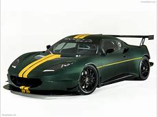 Lotus Evora Cup Race Car 2010 Exotic Car Picture #01 of 8