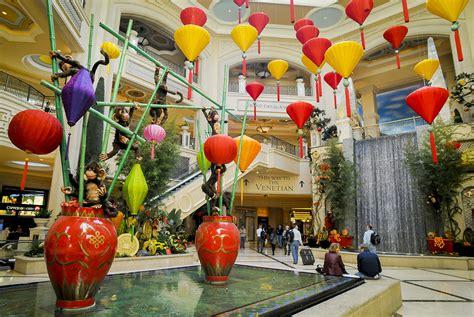 Las Vegas Celebrates Chinese New Year Year Of The Monkey