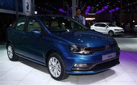 volkswagen ameo colours volkswagen india started deliveries of ameo compact sedan