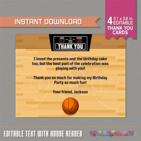 basketball ticket invitation     card