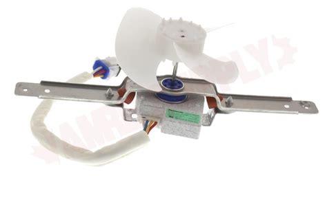 wrf ge refrigerator evaporator fan motor assembly amre supply