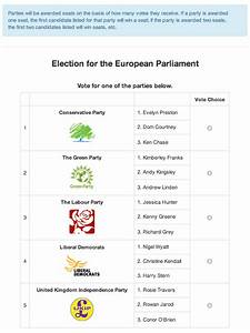 EUROPP – If the European Parliament voting system were ...