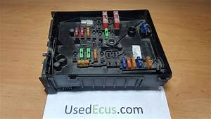 Skoda Superb 2004 Fuse Box