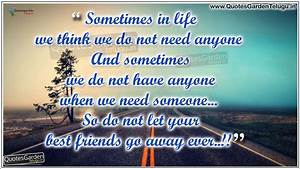 Heart touching Life quotes about Friendship | QUOTES ...