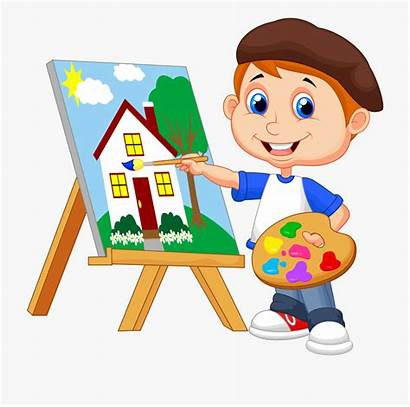 Clipart Painting Paint Contest Clipground Tags Cliparts