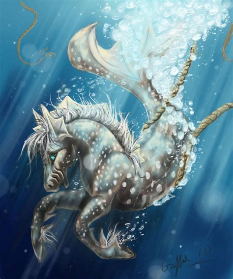 mythological creatures hippocampus mythical creatures
