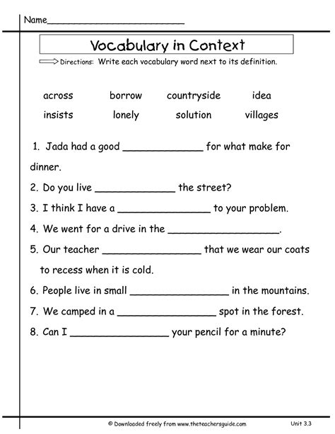 2nd grade phonics worksheets worksheets for all