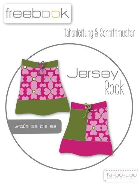 This one has a spring theme, and includes.read more ». Freebook Basic-Jersey-Rock - Schnittmuster und Anleitung ...