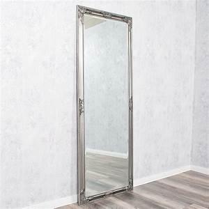 Spiegel Silber Barock : spiegel bessa barock silber antik 180x70cm 2823 ~ Frokenaadalensverden.com Haus und Dekorationen