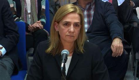 Video Espagne Un Membre De La Famille Royal Sur Le Banc