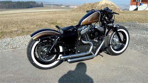 Harley Davidson Sportster Bobber 48 Www.mr-bobber-custom